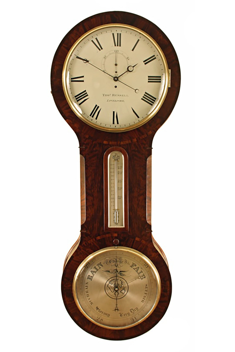 Rare Clock/Barometer by...