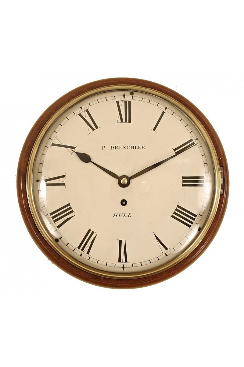 Rare Wall Clock by Pius...