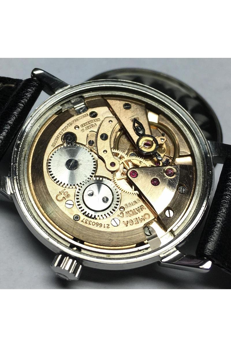 A 1960, Omega Seamaster 600 Wristwatch