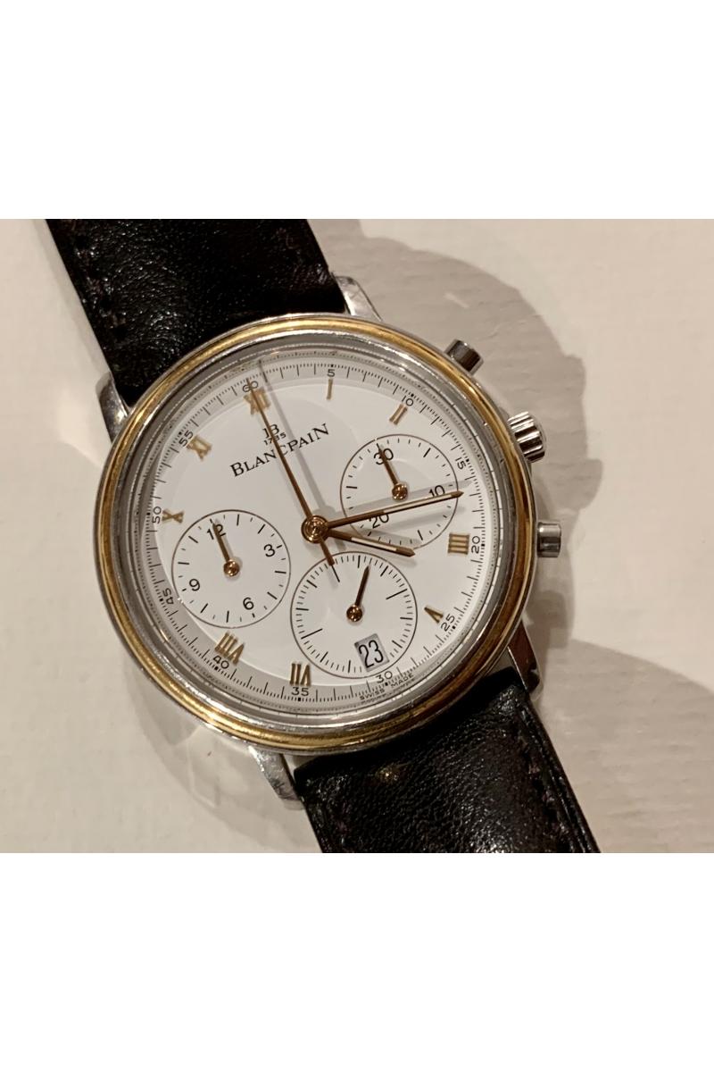 Blancpain Villeret Chronograph Wristwatch