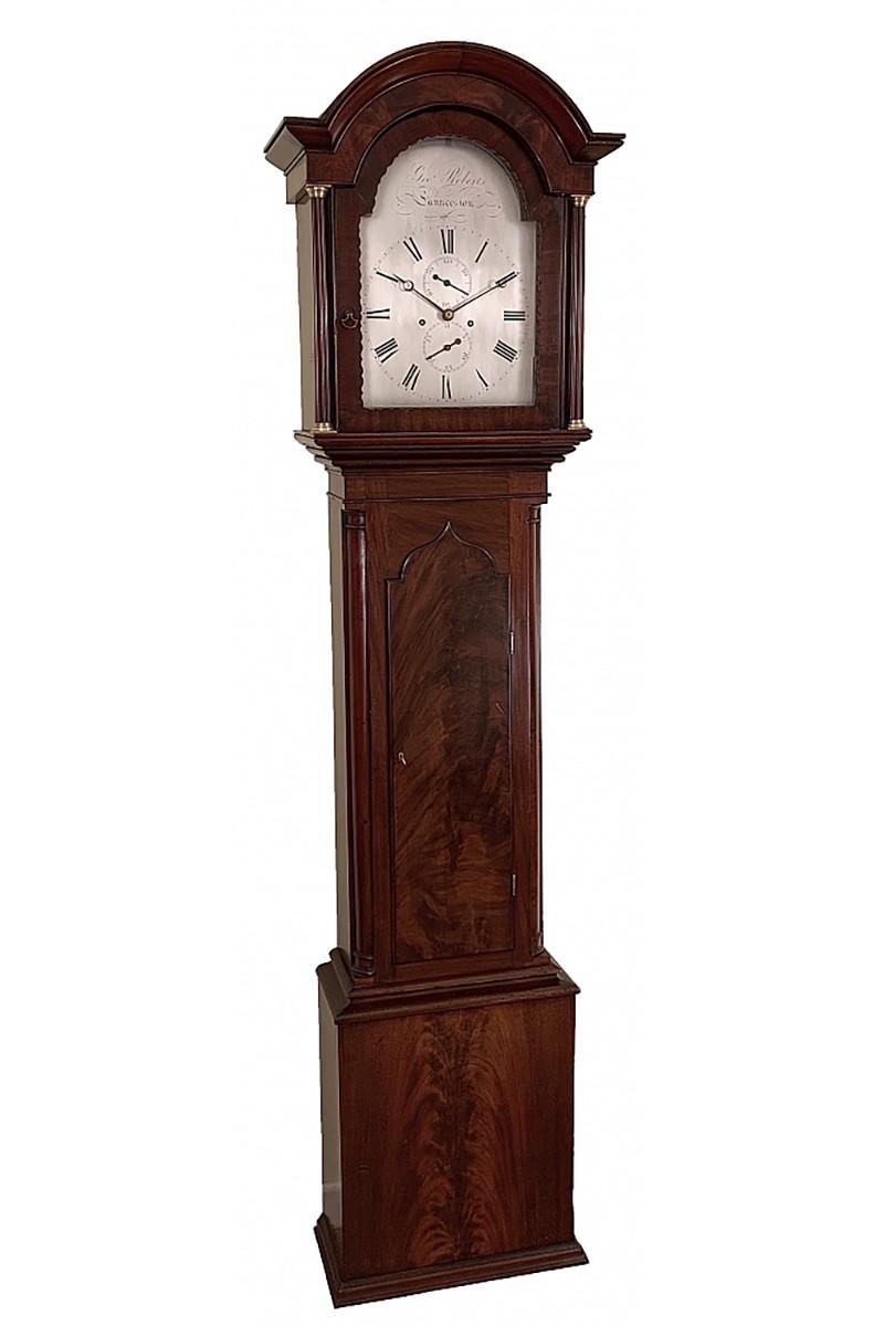 Cornish Grandfather Clock...
