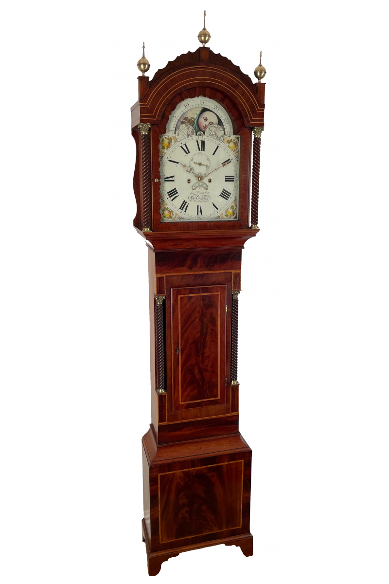 Moonphase Grandfather clock...
