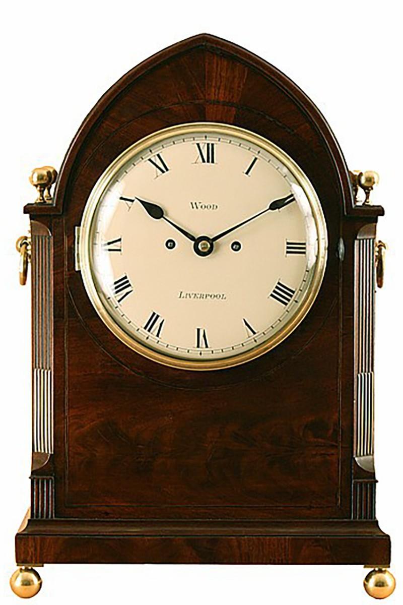 Bracket Clock by Condliff...