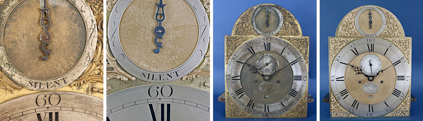 Clock and dial restoration